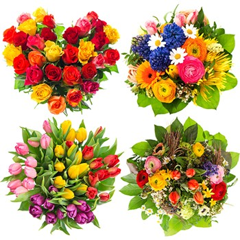Build Your Own Bouquet